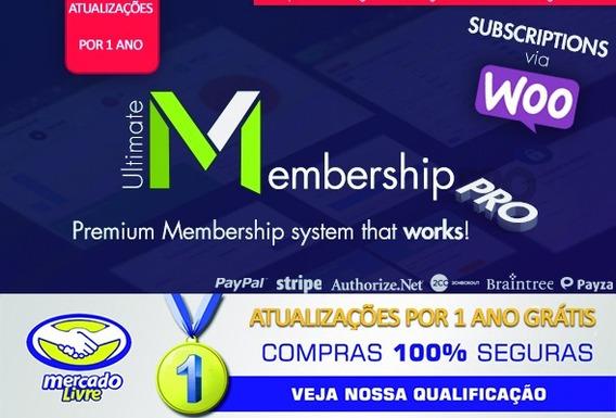 Ultimate Membership Pro V7.9 + Ultimate Affiliate Pro V5.3