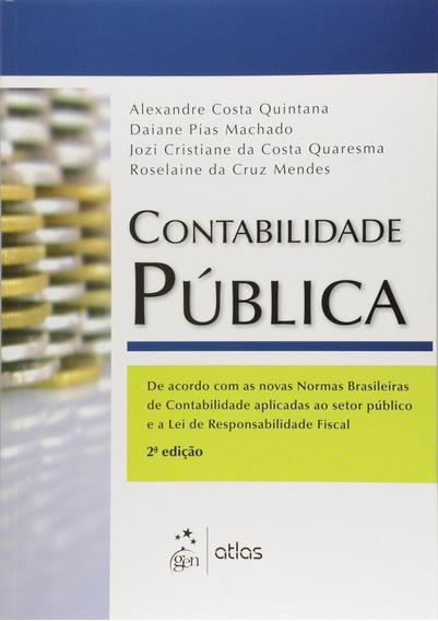 Contabilidade Pública - 2ª Ed. 2015