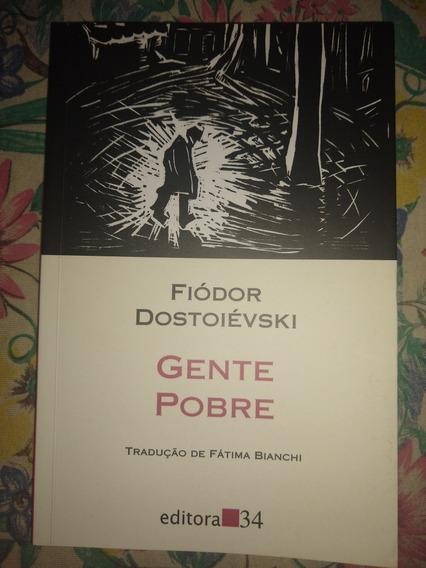 Livro Gente Pobre