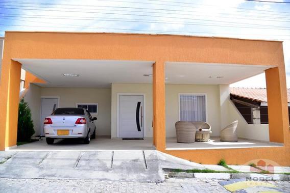 Casa Em Condomínio Com 4 Dormitório(s) Localizado(a) No Bairro Pedra Do Descanso Em Feira De Santana / Feira De Santana - 5486