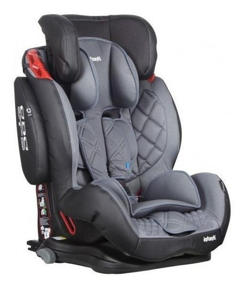 Butaca infantil para auto Infanti Elite Mineral grey
