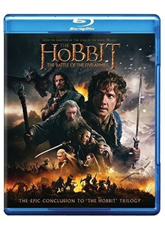 Blu-ray : The Hobbit: The Battle Of The Five Armies (wit...
