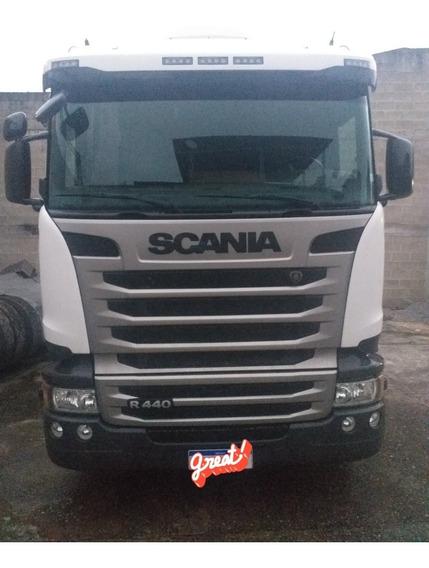 Scania R440 6x2 R440