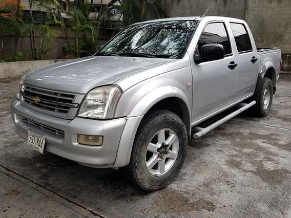 Chevrolet Luv-d Max 4x4 T/m Pick-up Doble Cabina (diesel)