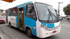 Micro Ônibus Comil Pia Vw9150 2011/11 2p.22lug Revis Aurovel