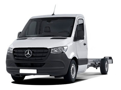 Mercedes-benz Sprinter 314 Longo Chassi 2020