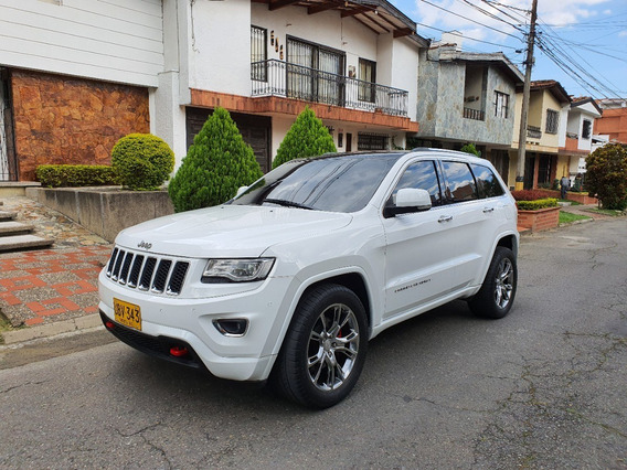 Jeep Grand Cherokee Limited 3.6 2014