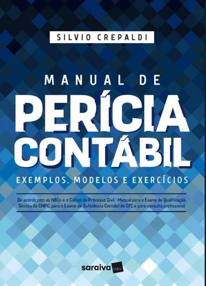 Manual De Pericia Contabil - Saraiva