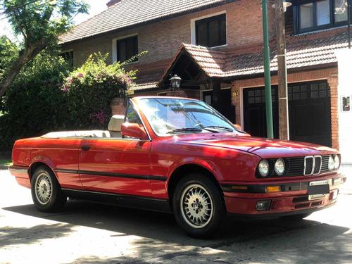 Bmw Serie 3 1.6 318 Cabriolet 1991