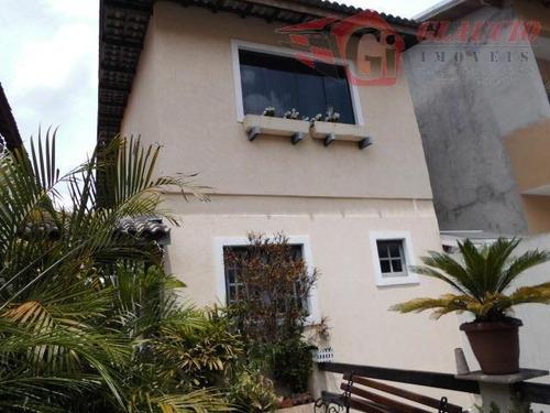 Sobrado Para Venda Em São Paulo, Jardim Cláudia, 4 Dormitórios, 2 Suítes, 1 Banheiro, 3 Vagas - So0405_1-1009731
