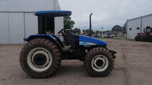 New Holland Tl95/4, 2008, 103 Cv