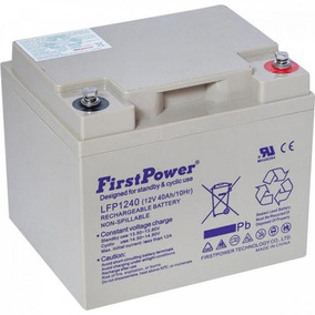 Bateria Selada Lfp1240 Firstpower