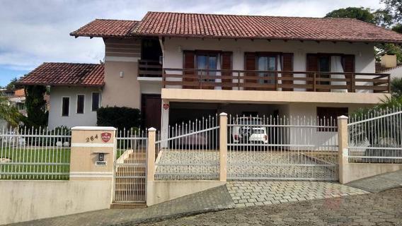 Casa Com 3 Dormitórios À Venda, 320 M² Por R$ 1.200.000,00 - Escola Agrícola - Blumenau/sc - Ca0572