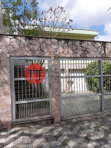 Oportunidade Casa Térrea À Venda Em Vila Formosa Terreno 9x35m - 4708