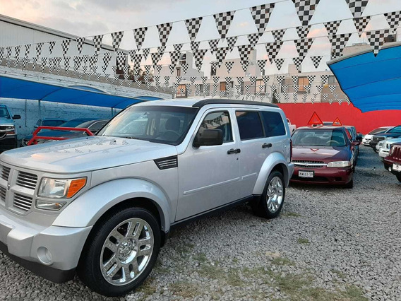 Dodge Nitro 3.7 Slt Premium 4x2 At 2011