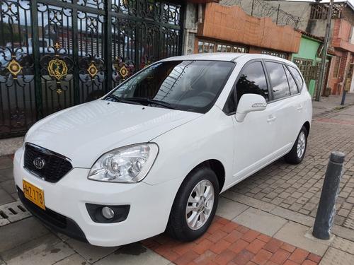 Kia New Carens 2013 Recibo Vehiculo