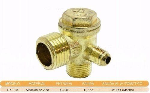 2 Piezas Valvulas Check O Seguridad Para Compresor De Aire