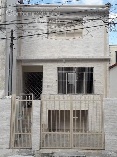 Imagem 1 de 18 de Casa Para Venda, 2 Dormitórios, Vila Salete - São Paulo - 3188