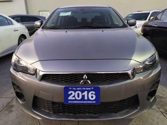 Mitsubishi Lancer Cvt 2016 Aut. 4 Cil.
