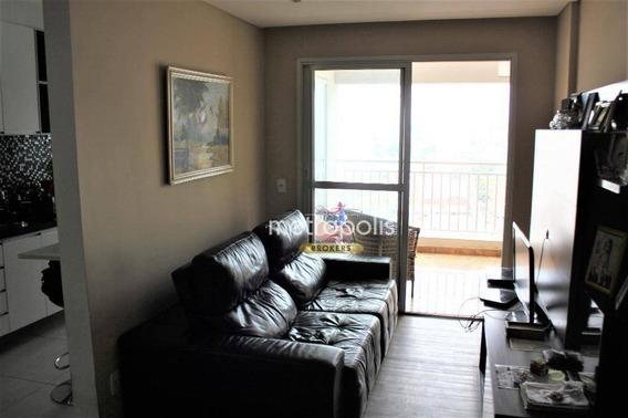 Apartamento Com 3 Dormitórios À Venda, 78 M² Por R$ 0 - Centro - São Caetano Do Sul/sp - Ap2652