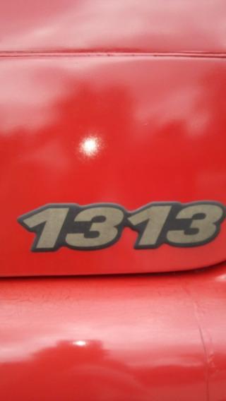 Mb 1313 Truck Carroceria 1983 Leia Anuncio Com Atenção