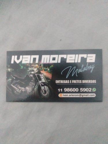 Motoboy Entregas E Fretes Diversos