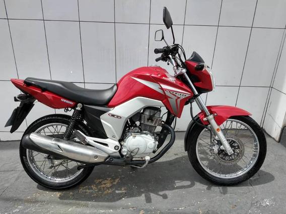 Honda Cg-150 Titan Esd