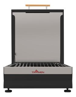 Parrilla Electrica Grill Exterior Con Tapa Tromen Angus E480
