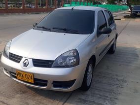 Renault Clio Gris Plata Bien Cuidado