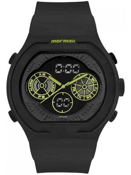 Relógio Mormaii Masculino Lumi Mo160323ba/8v