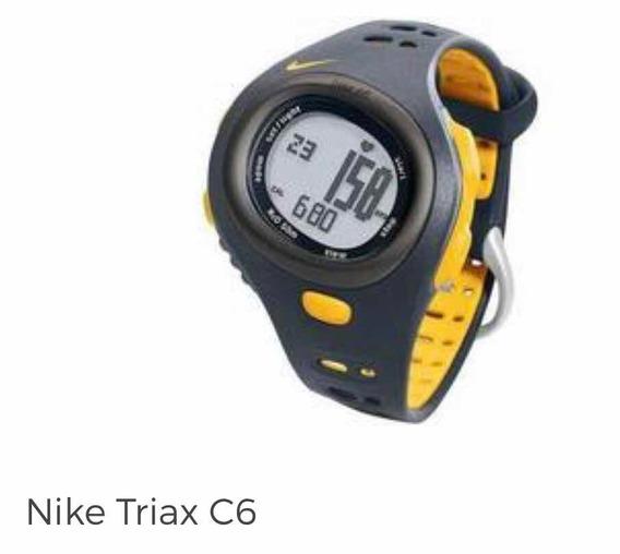 Relógio E Monitor Cardíaco Nike Triax C6