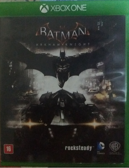 Jogo Batman Arkham Knight Xbox One