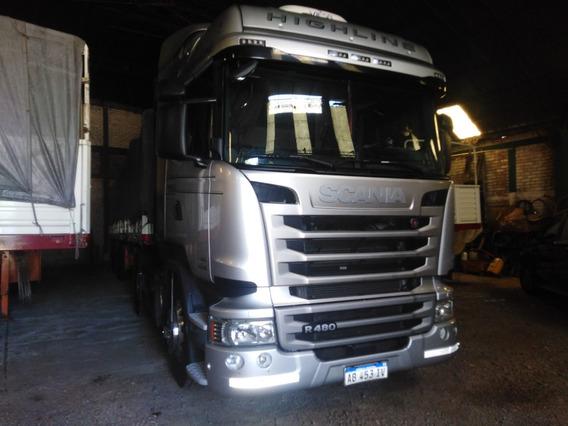 Scania R80 2017