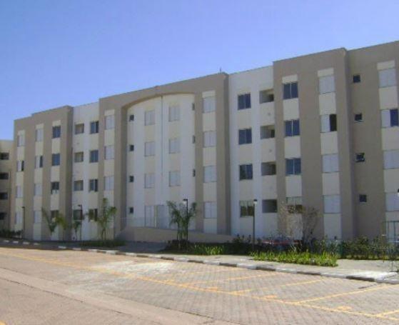 Apartamento Em Centro, Cotia/sp De 46m² 2 Quartos À Venda Por R$ 104.652,00 - Ap332931