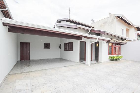 Casa Para Aluguel - Jardim Chapadão, 3 Quartos, 217 - 893014297