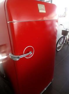 Refrigerador General Motors Antiguo