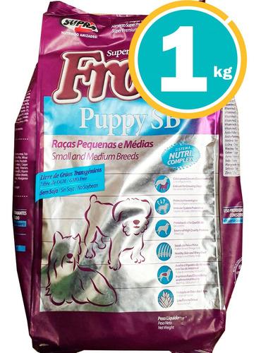 Ración Para Perro - Frost Cachorro Razas Pequeñas Y Medianas