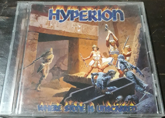Hyperion - Where Stone Is Unscarred ( Cd ) Nems