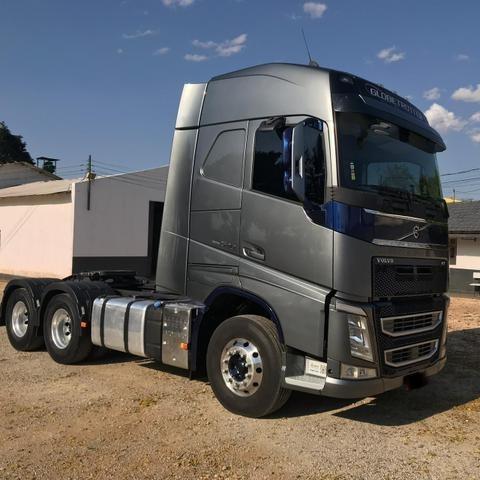Volvo Fh 540 6x4 Globetrotter Completa 2020/20 0km