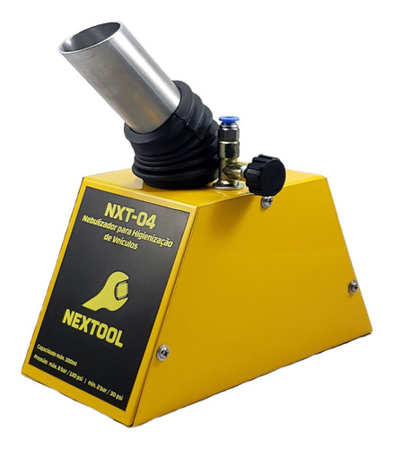 Imagem 1 de 8 de Nebulizador Para Ar Condicionado Automotivo Nextool Nxt-04