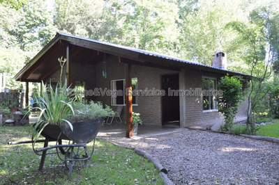 Casa/propiedad En Villa General Belgrano! #ref 163