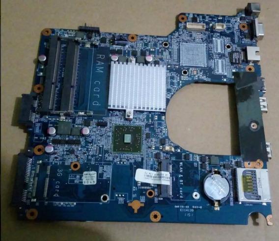 Placa Mãe Notebook Itautec A7520 A7420 6-71w2400d03