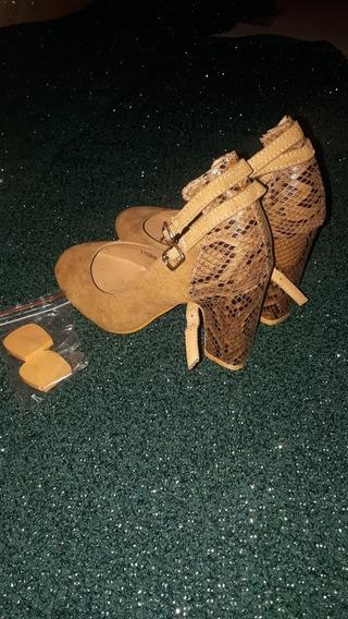 Sandalias Bardo Tacon Zapatos