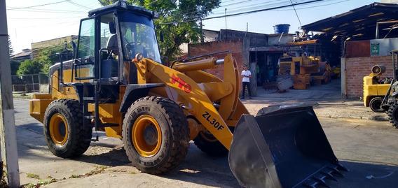 Pá Carregadeira Yto Zl30f 2010 Com Ar Gelando