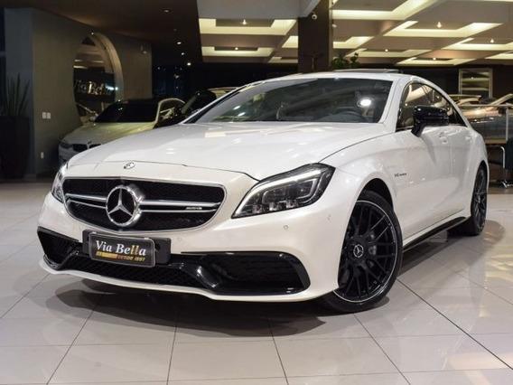 Mercedes-benz Cls-63 Amg 5.5 V8