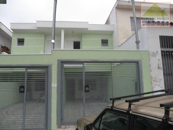Sobrado Geminado Para Venda Em São Paulo, Vila Carrão, 3 Dormitórios, 3 Suítes, 2 Banheiros, 2 Vagas - 00440_1-857568