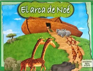 Historia Del Arca De Noé En Pop-up