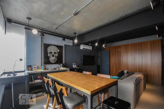 Apartamento Para Aluguel - Brooklin, 1 Quarto, 51 - 892902183