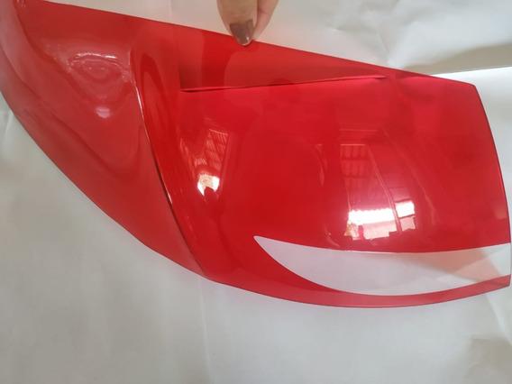 Lente Lanterna Peugeot 408 Esquerdo