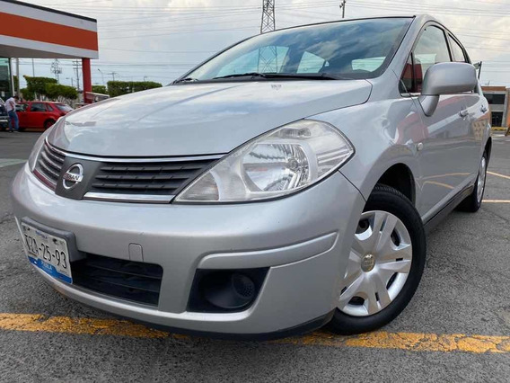 Nissan Tiida 1.8 Sense Sedan Mt 2007